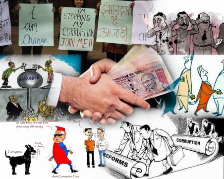 corruption Collage 1